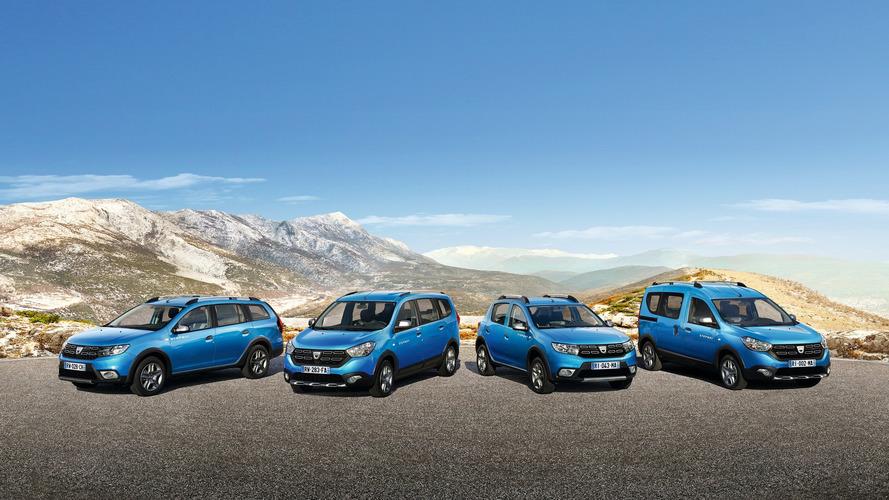 A jelek szerint a Dacia vásárlók is szeretnek kitűnni a tömegből
