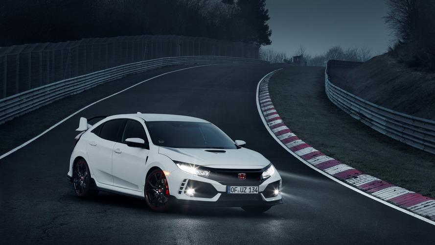 Honda Civic Type R - Le prix !