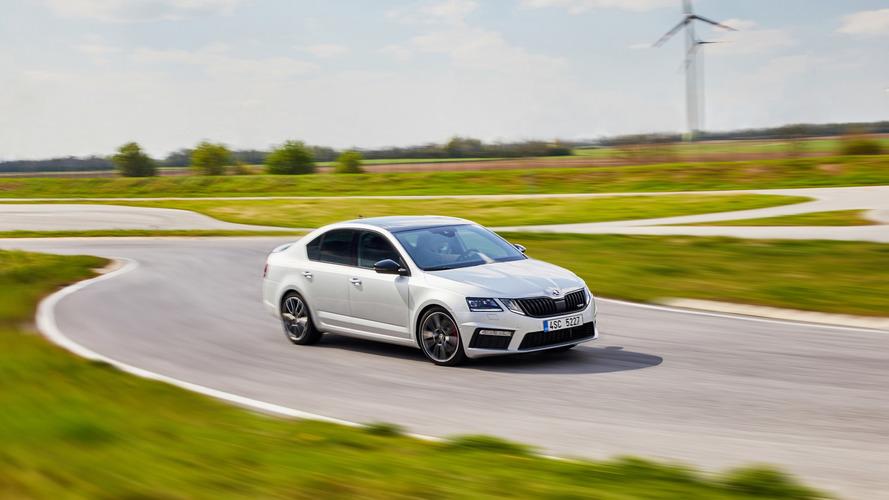 Skoda Octavia RS 2017: primera prueba