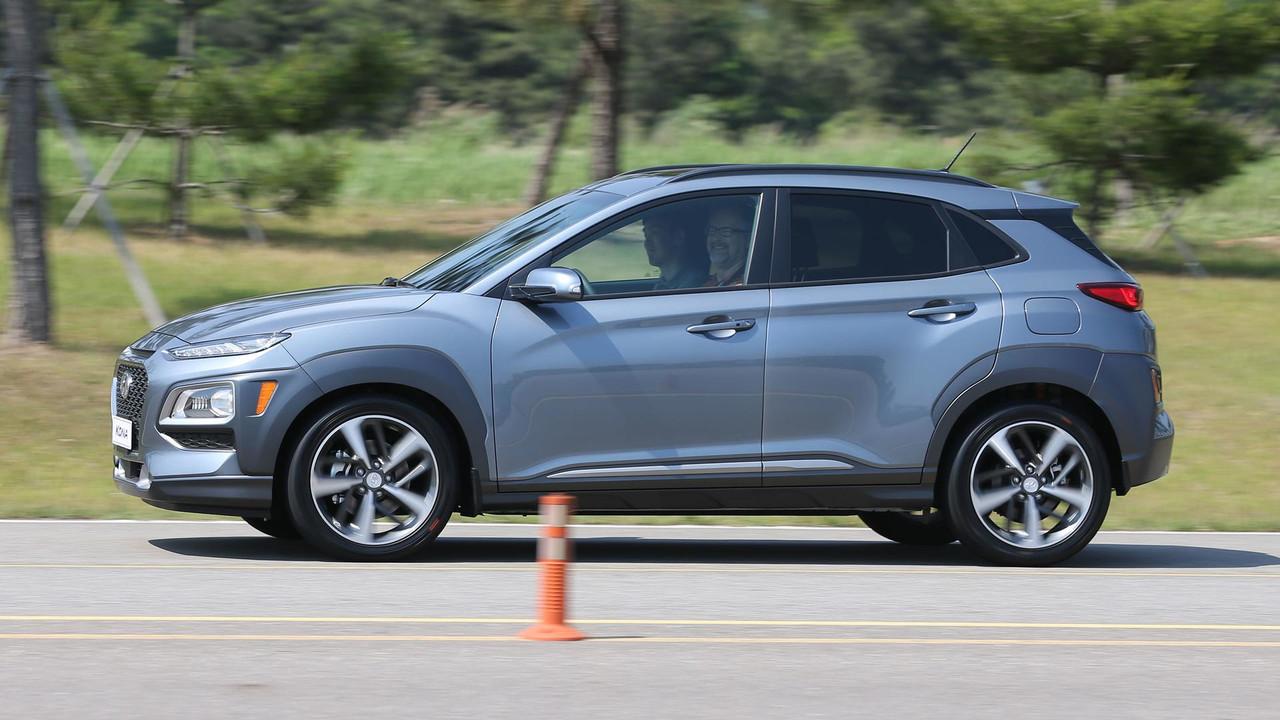 2018 Hyundai Kona: First Drive