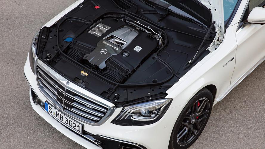 Mercedes – L'arrivée d'une boîte automatique à huit rapports ?
