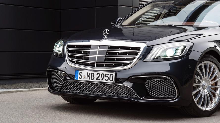 Teletömték okoskütyükkel a friss Mercedes S-osztályt