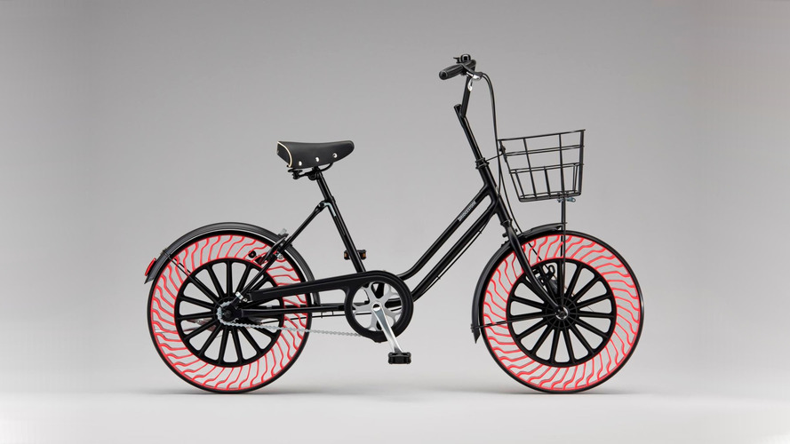 Bridgestone Airless Bicycle Tires Coming To Market In 2019
