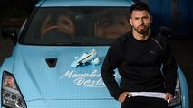 Nissan GT-R Manchester City y Puma