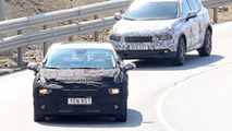 2018 Lynk & Co Sedan spy photos