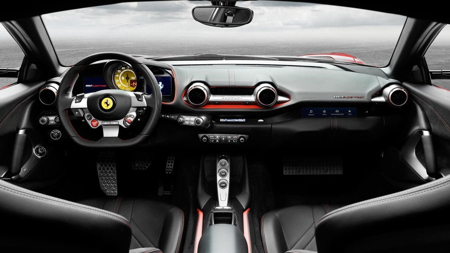Videón a Ferrari 812 Superfast 0-200-as gyorsulása