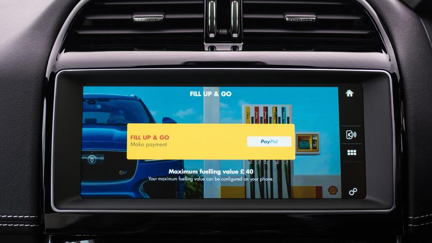 Jaguar ve Shell'in yeni uygulaması ile yakıt ödemesi yapmak çok kolay