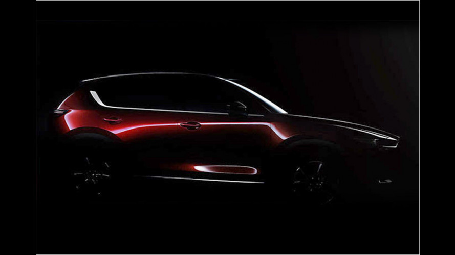 Neuer Mazda CX-5: Erster Ausblick