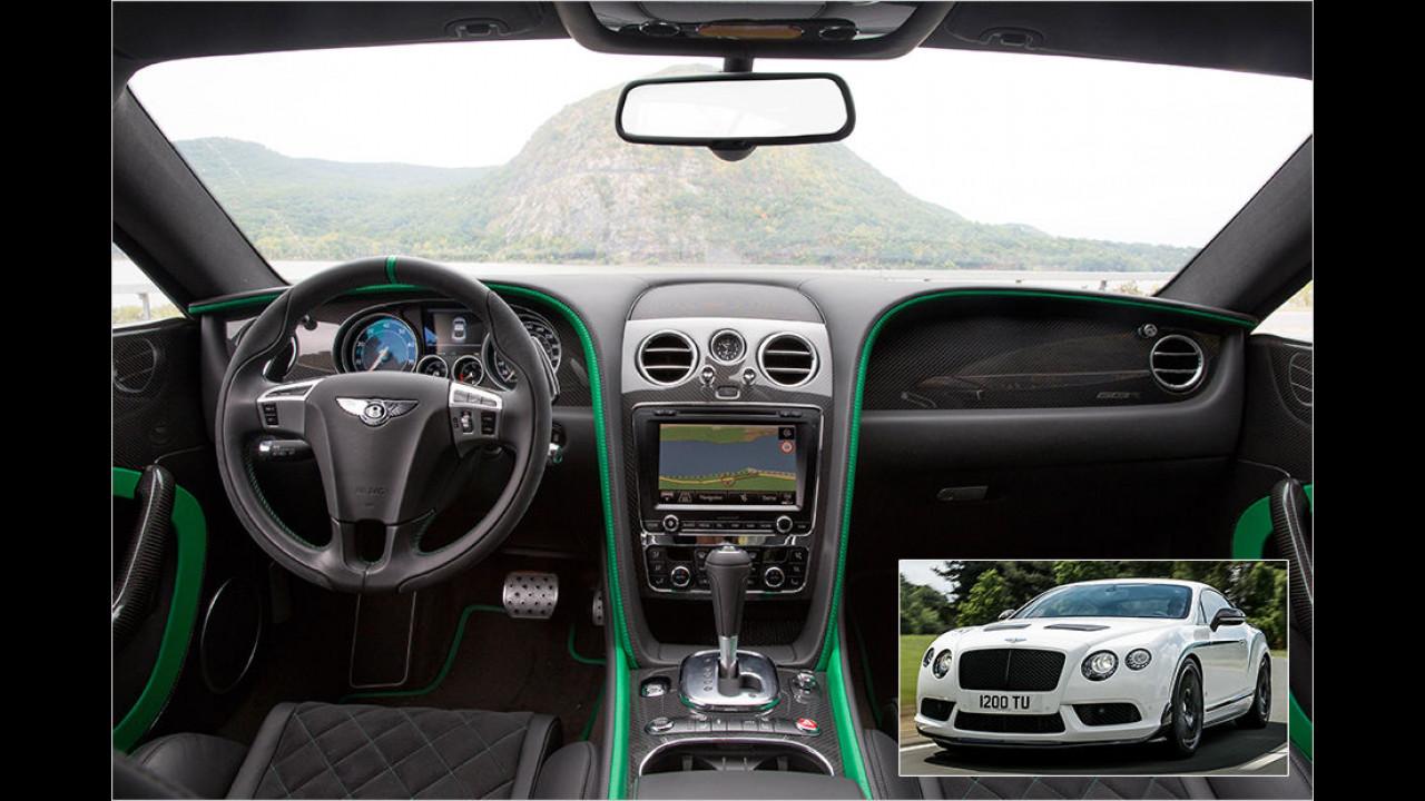 Stefan Wagner über den Bentley Continental GT