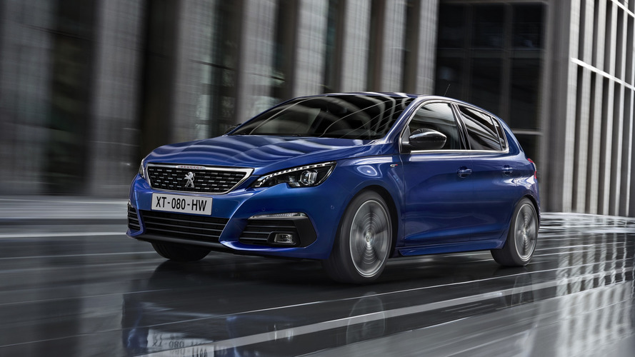 2018 Peugeot 308 Facelift Brings New 1.5 BlueHDi, 8-Speed Auto