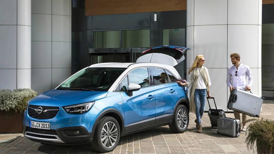 Opel Crossland X GLP 2018