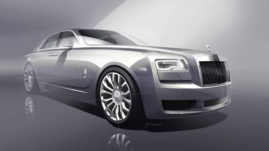 35 példányból álló Silver Ghost kollekció elkészítését jelentette be a Rolls-Royce