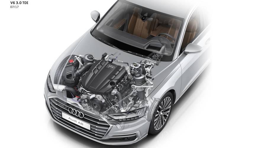 Audi é acusada de fraudar emissões novamente