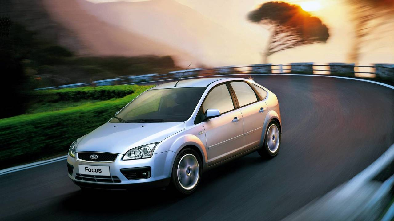 2004-2008 Ford Focus Hatchback