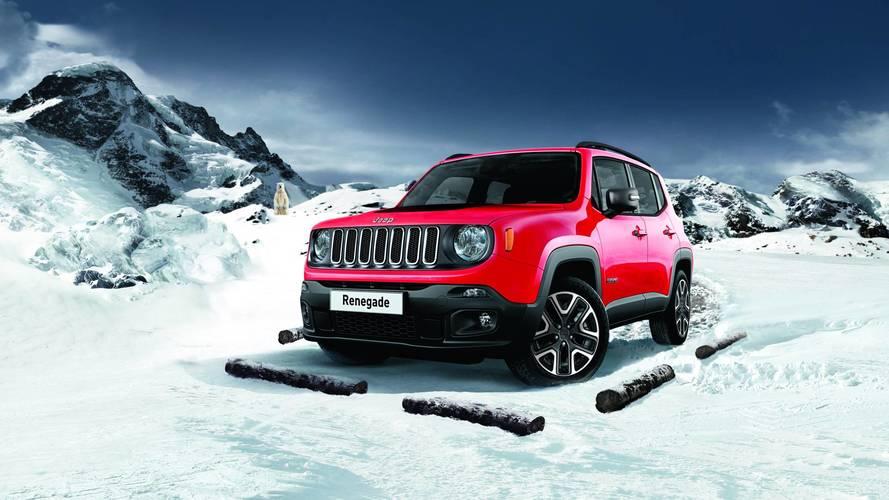 Jeep retouche son Renegade et lui offre une série limitée Aspen