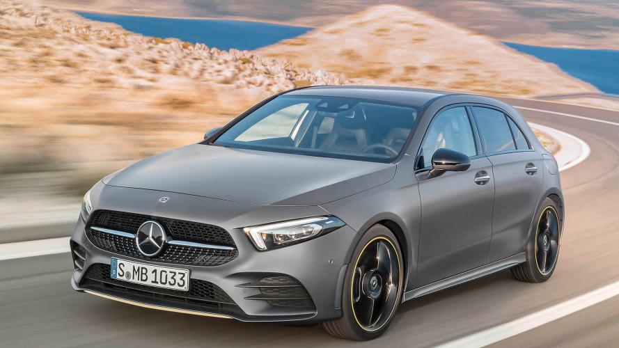 Yeni Mercedes A-Serisi hatchback tanıtıldı!