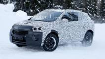 New Vauxhall Mokka X spy photos