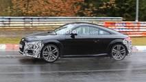 Audi TT 2019 fotos espía