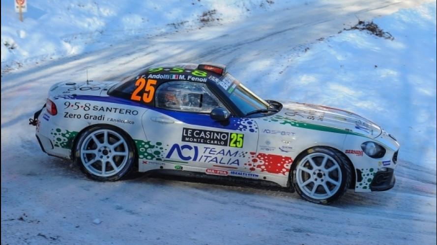 Abarth 124 Rally, è un ritorno di gloria?