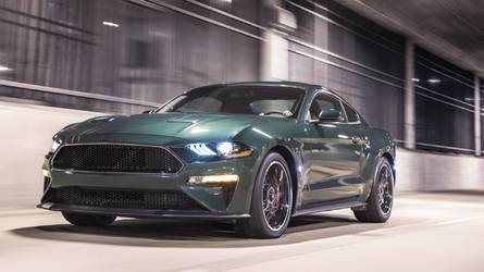 75 millió forintért kelt el az első Mustang Bullitt
