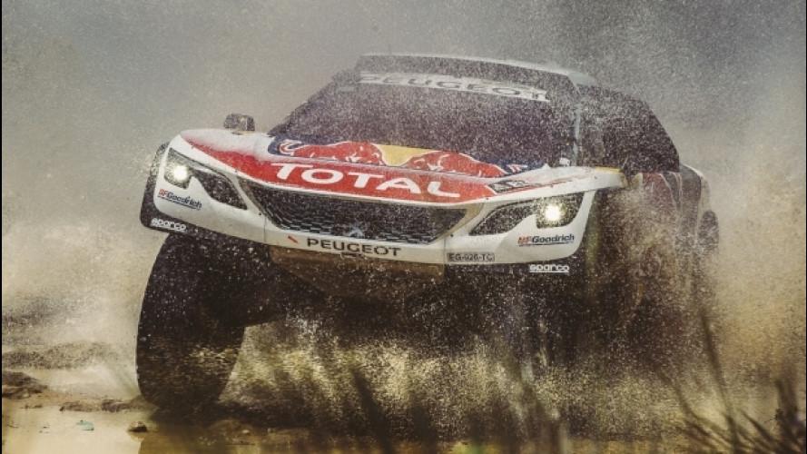 Dakar 2017, la zampata di Loeb