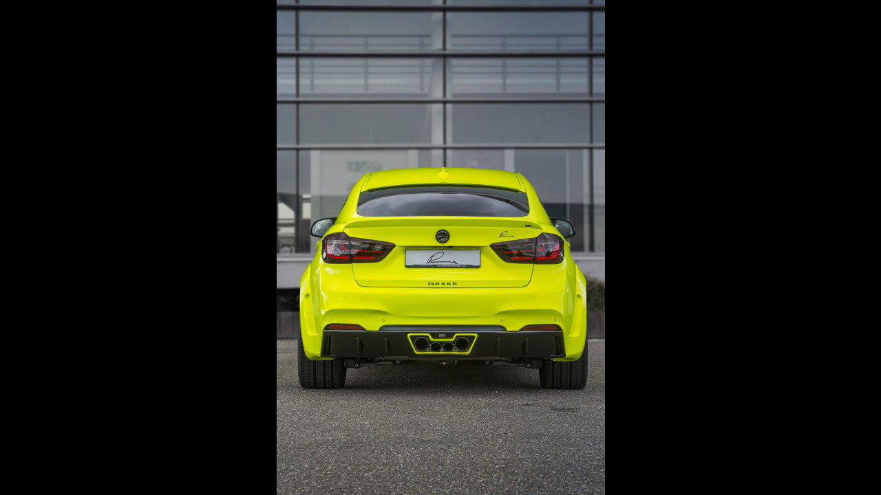 BMW X6M LUMMA Design 001