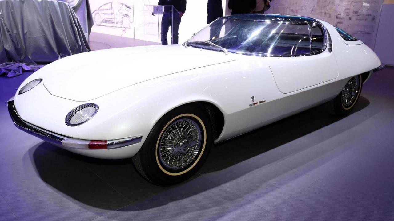 Top 10 Classic Cars At 2018 Geneva Motor Show