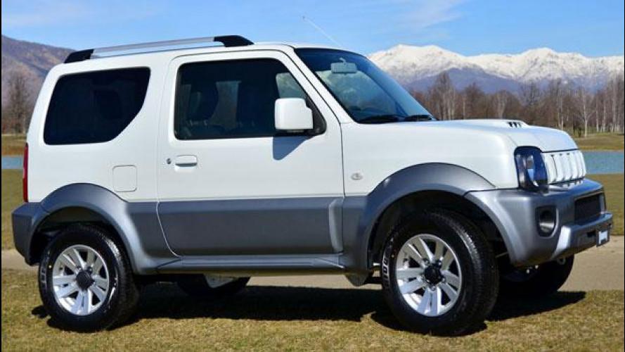 Suzuki Jimny Ambition