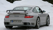 SPY PHOTOS: More Porsche GT2