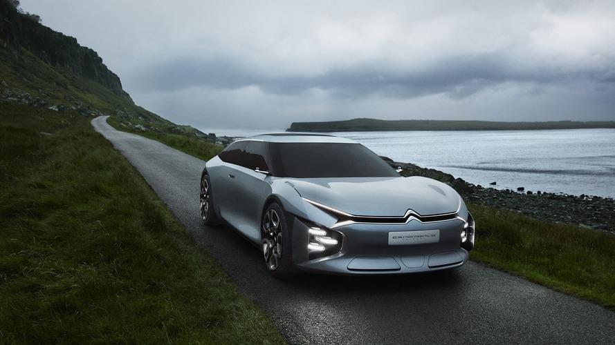 Citroën ya planea un sustituto para el C5