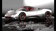 Edição Limitada: Pagani mostra Zonda Cinque 2009 com motor de 678 cavalos