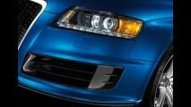 Novo Audi RS6 com motor V10 de 570cv