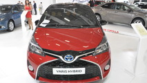Toyota Yaris Hybrid, 2016 İzmir Otoshow