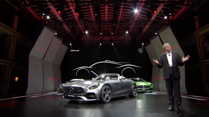 Mercedes confirms F1-influenced hybrid hypercar, teases shape