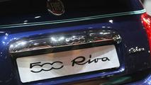 Fiat 500 Riva 2016 Mondial de l'Automobile