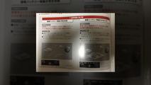 Nissan Note Hybrid leaked images