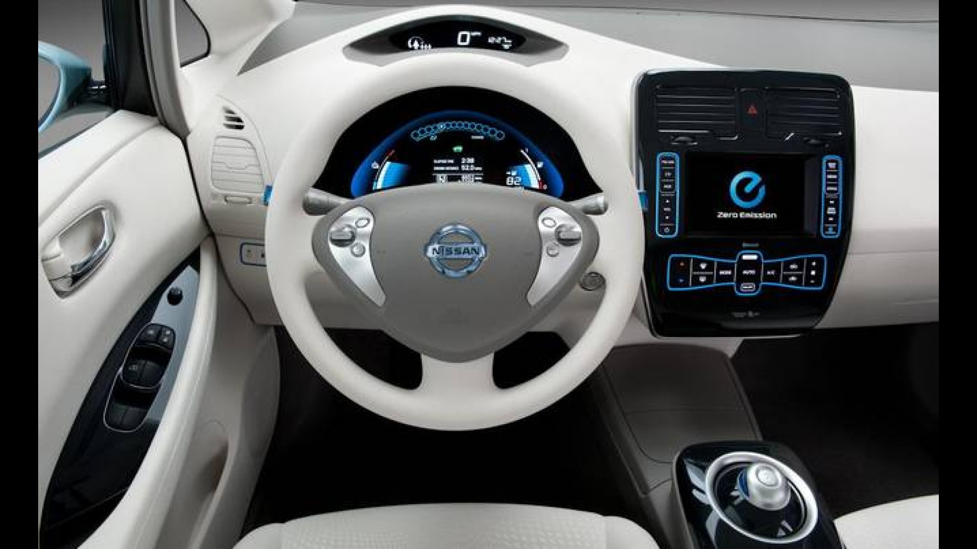 характеристика электромобиля ниссан