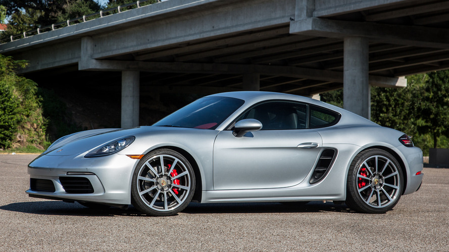 2017 Porsche 718 Cayman First Drive: Raising the bar for a driver's car