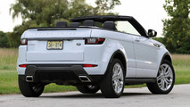 2017 Land Rover Range Rover Evoque Convertible: First Drive