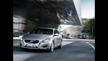 Volvo V60 ibrida plug-in