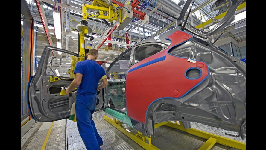 Nuova Ford Ka: inizia la produzione