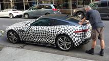 Jaguar F-Type Coupe spy photo 09.07.2013