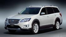 Subaru Crossover 7 concept 20.11.2013