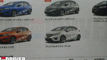 2014 Honda Fit / Jazz leaked photo 05.07.2013