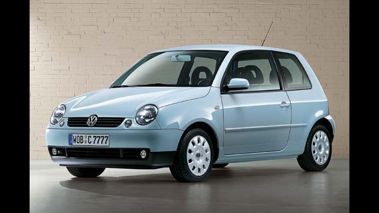 VW krempelt Modelle um