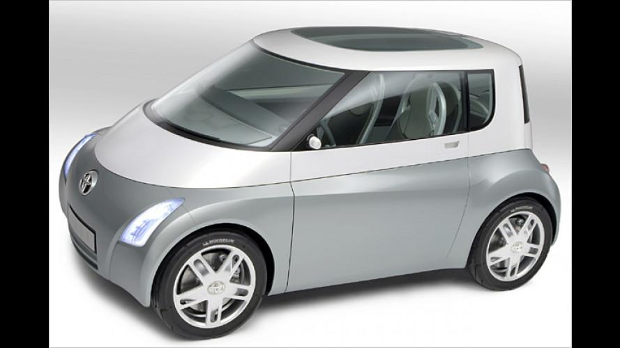 Studie Endo: Toyota hat einen Kurzen für die Stadt