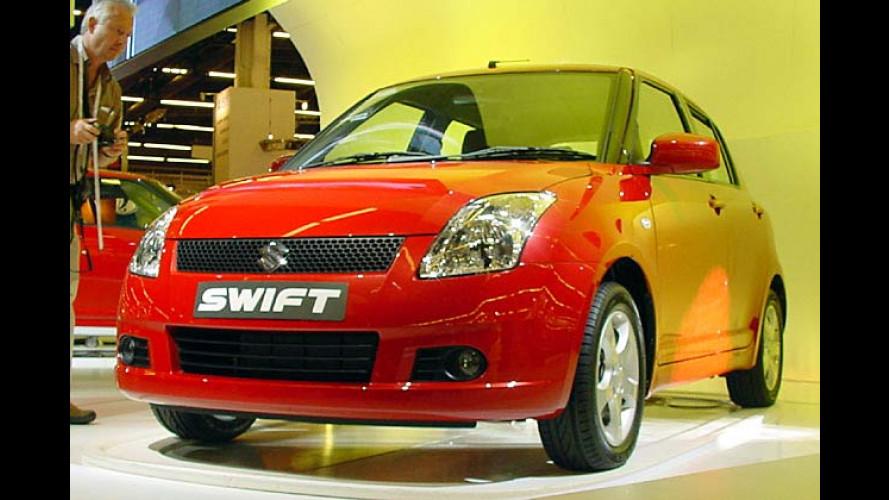 Suzuki: Neuer Swift feiert in Paris Weltpremiere