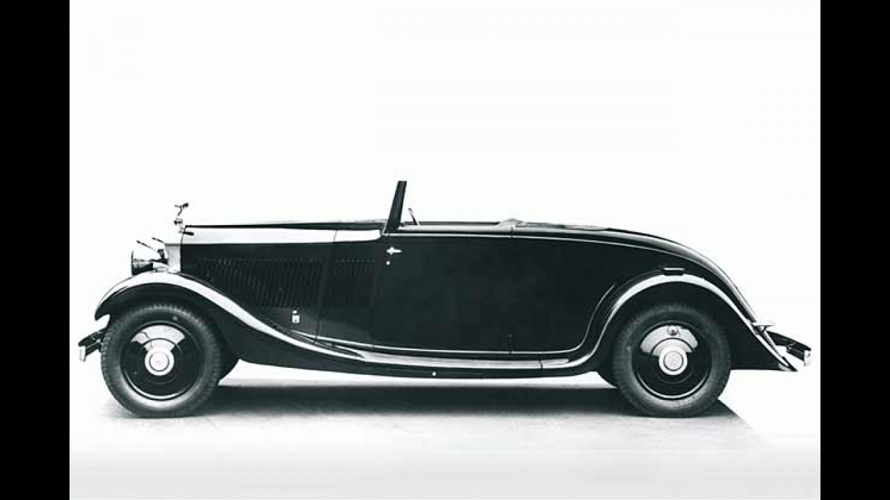 Rolls-Royce 20/25hp, 1929-1936
