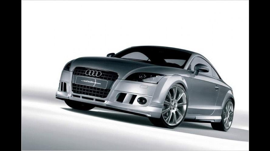 StaTTlicher Renner: Tuner Nothelle baut den Audi TT um