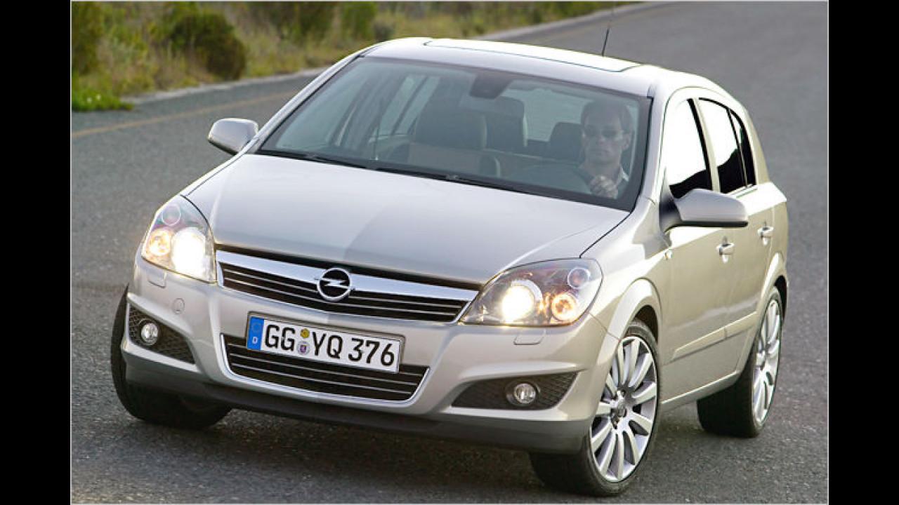 Opel-Sondermodelle